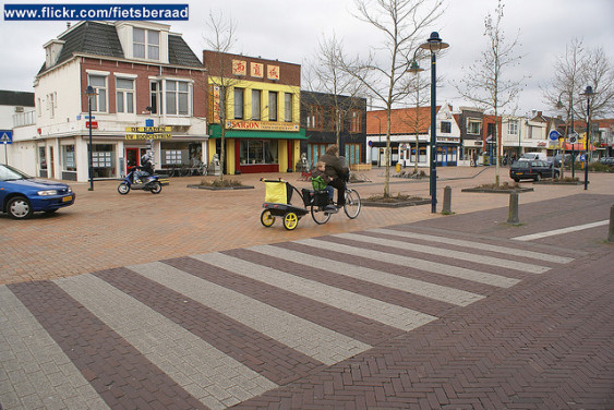 Drachten, the Netherlands, by Fietsberaad